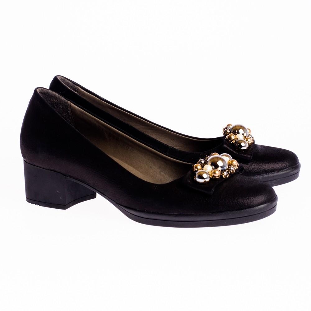 Pantofi dama cu toc 4 cm