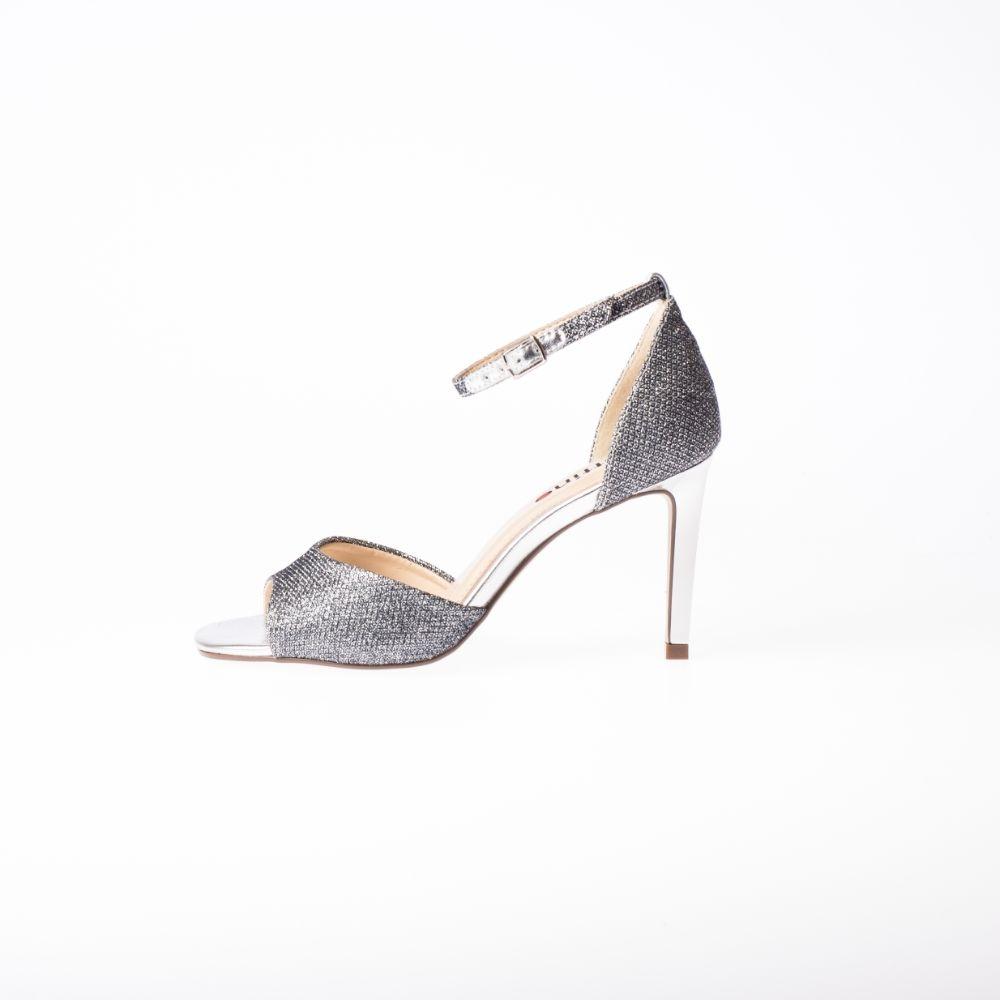 Sandale dama cu toc 8,5 cm