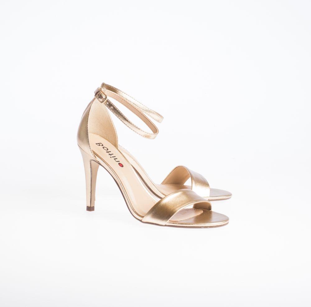Sandale dama cu toc 9,5 cm