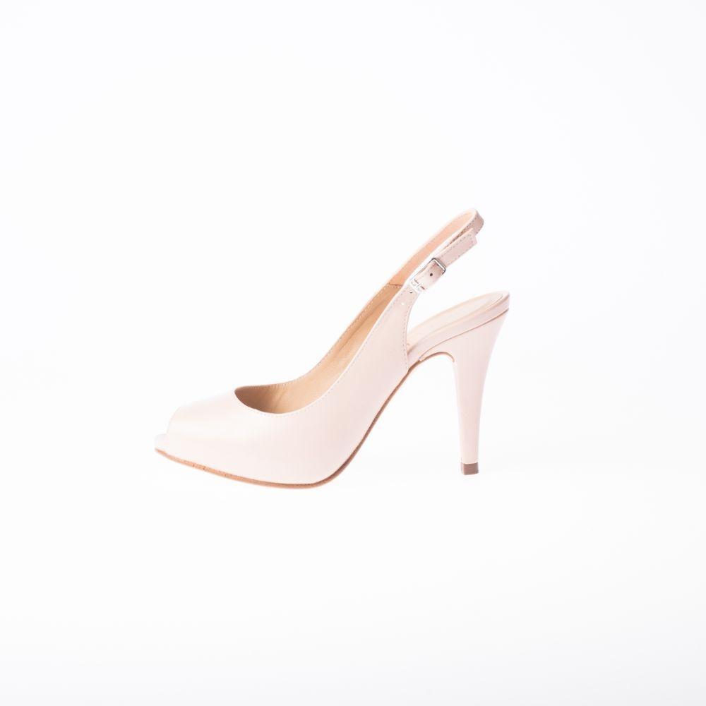 Sandale dama cu toc 10,5 cm