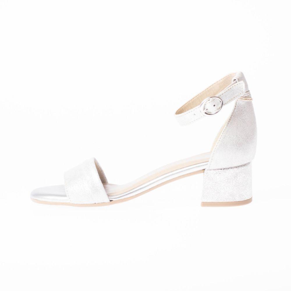 Sandale dama cu toc 4 cm