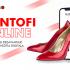 Pantofi online - Pantofi rosii cu toc - Din digital in realitate
