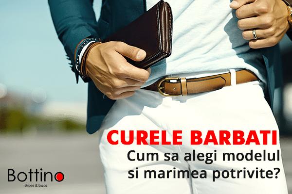 Curele Barbati - banner